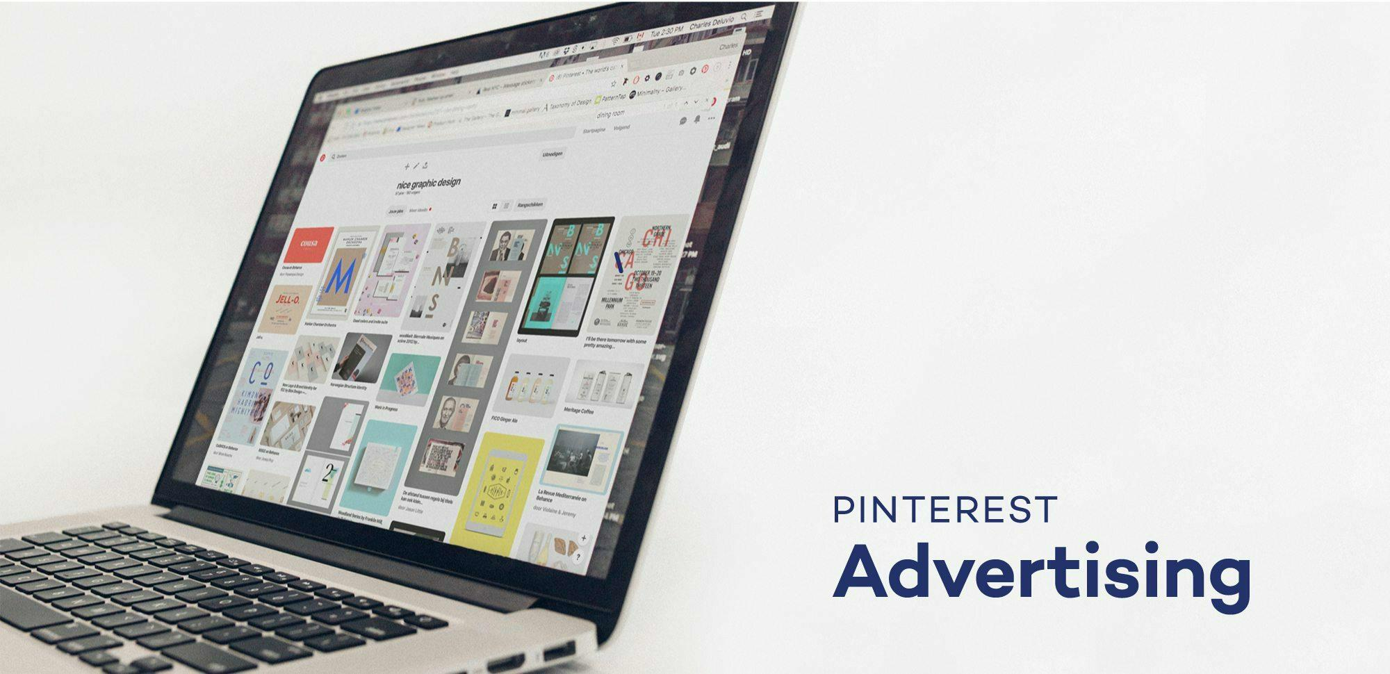 Pinterest advertising: dit is waarom je Pinterest ads moet opzetten