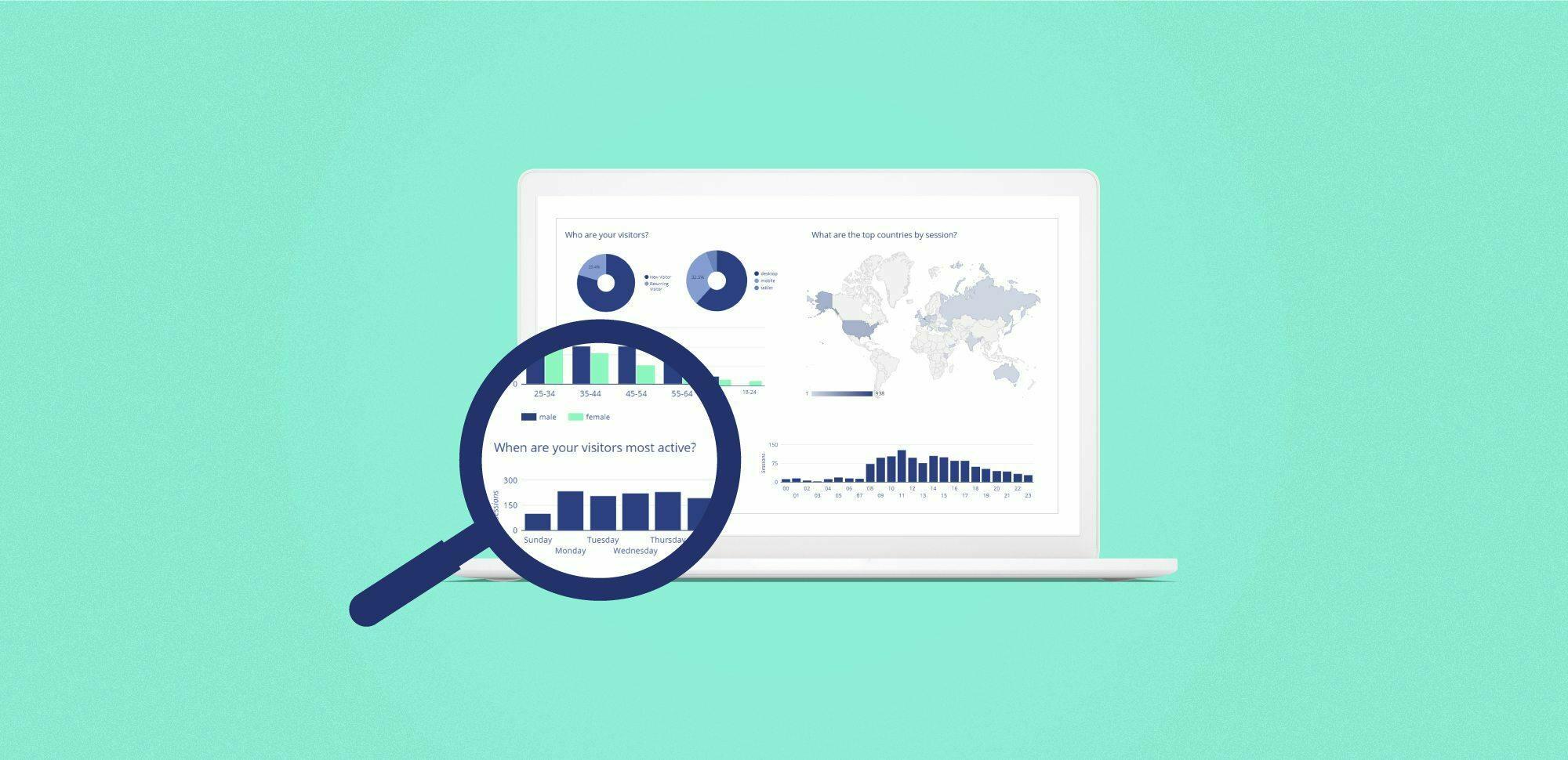 Datastudio: inzicht in de cijfers achter jouw website