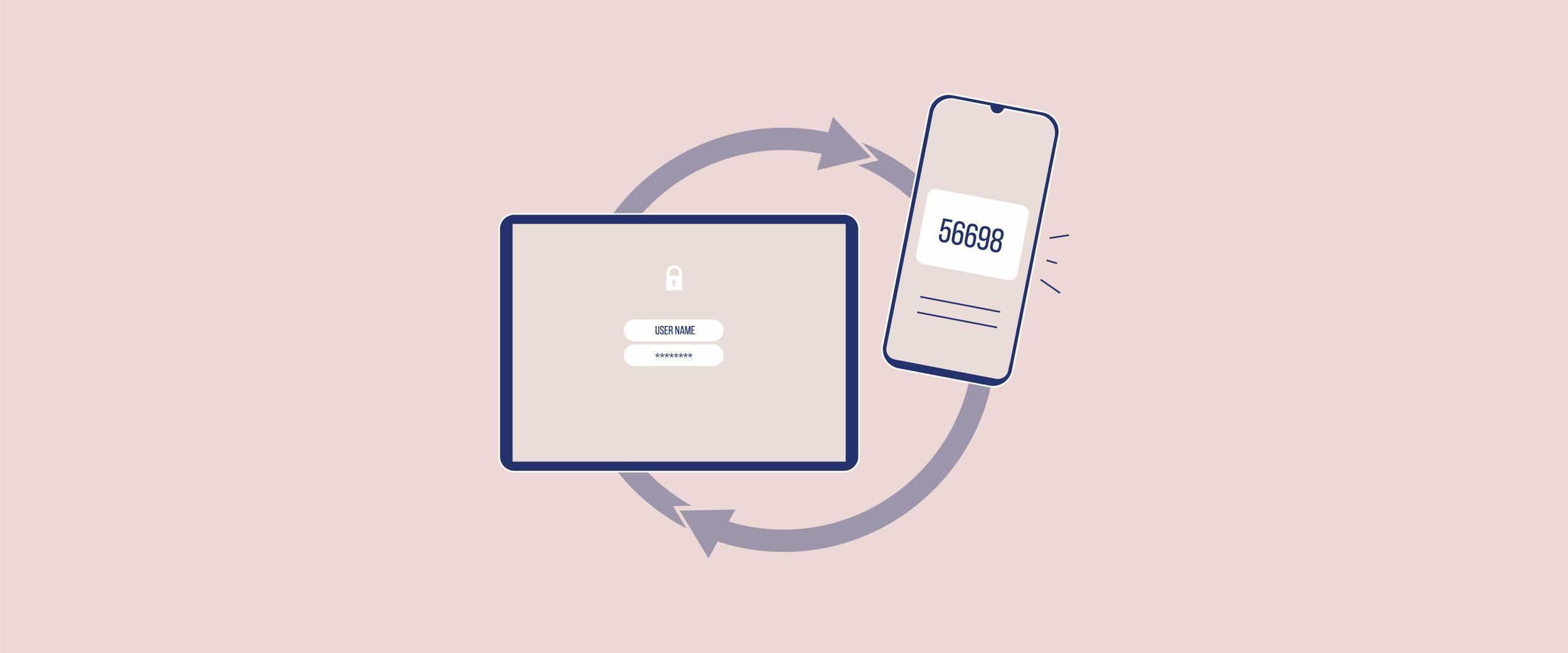 Hoe kan ik mijn account beter beveiligen met 2-factor authenticatie?