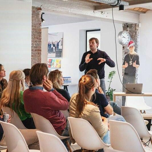 Inspirerende marketing sessie: recap