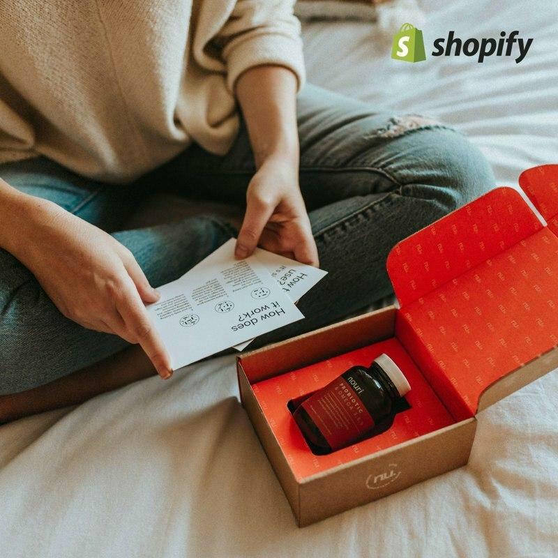 Shop-owner? Shopify staat aan je zijde