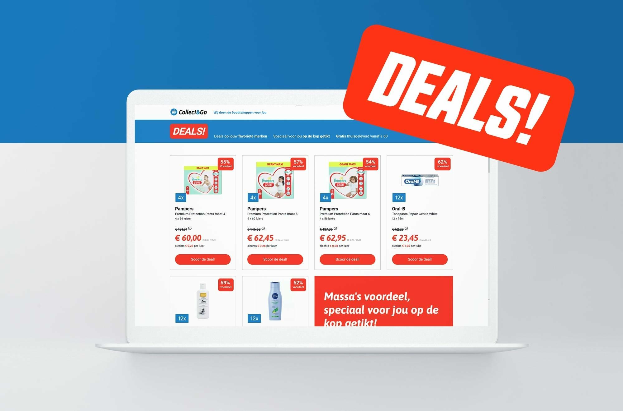 Deals! van Colruyt Group