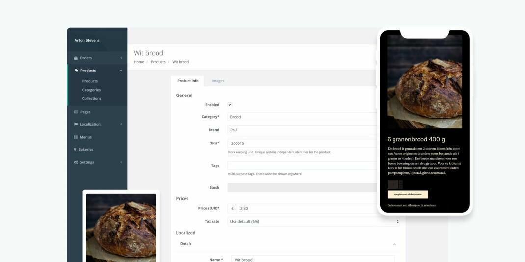 Esign's e-commerce platform