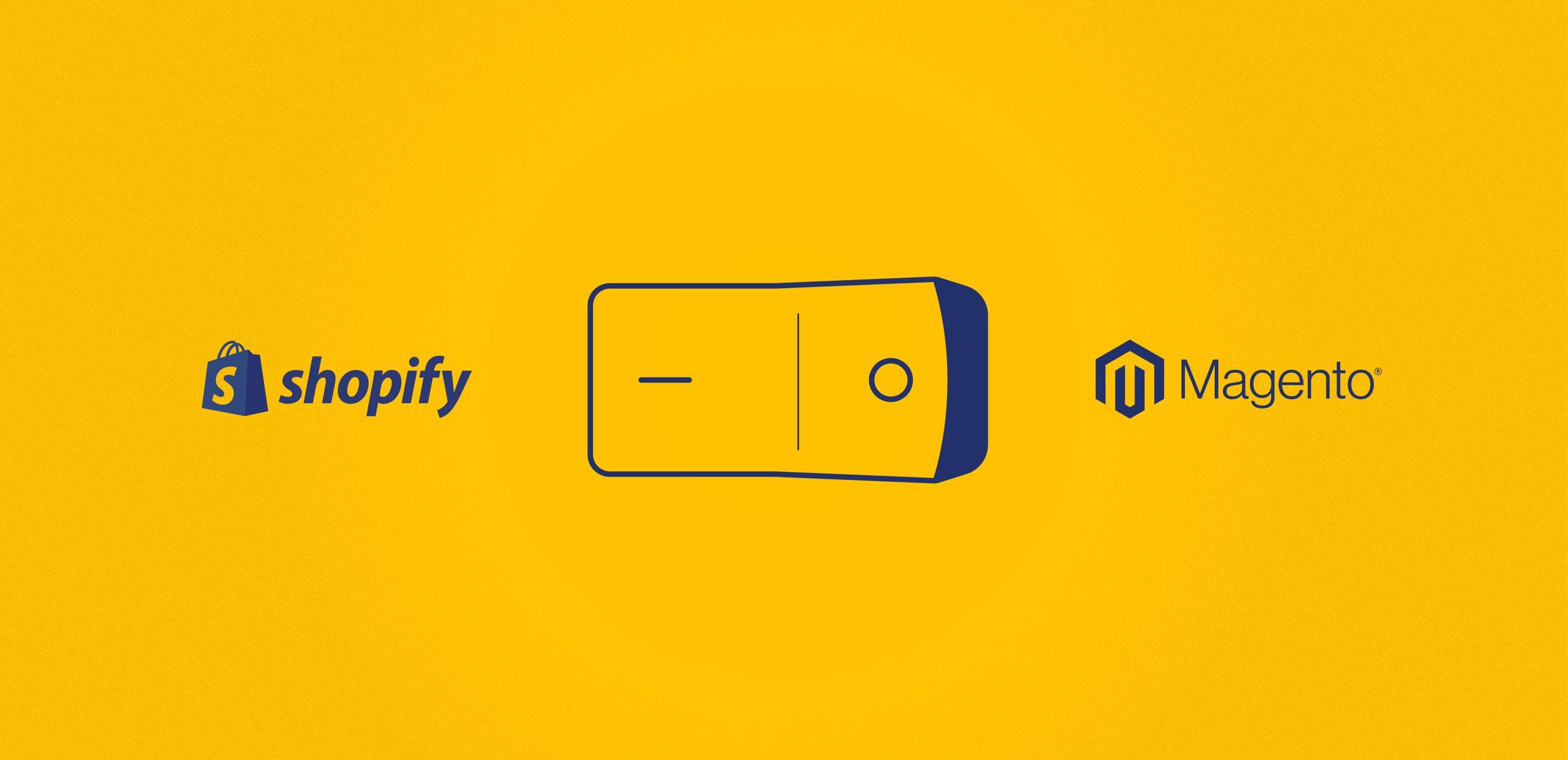 Shopify of Magento, wat is het juiste platform voor jou?