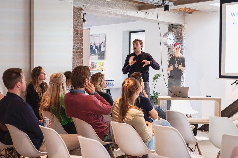 Inspirerende marketing sessie: recap